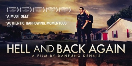 documentary hell and back again Hell and back again - what does it mean to lead men in war what does it mean to come home hell and back again is a cinematically revolutionary film that asks and answers these questions with a power and.