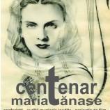 13.11 – Centenar Maria Tanase la Casa Municipala de Cultura