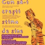 28.11 – Cum sa-i cresti stima de sine – Conferinta de parenting la Cluj