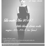 La multi ani, 2014! Little Black Dress – Revelion tematic in Doamna T