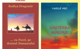 13.12 – Lansare Rodica Dragomir și Vasile Mic la USR Cluj