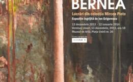 13.12 – Vernisajul expoziţiei Horea Bernea