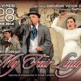 """28.02 """"Musical-ul perfect"""" de pe Broadway pe scena Operei – MY FAIR LADY"""