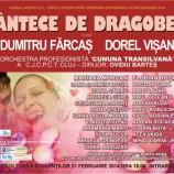 """21.02 """"Cântece de Dragobete"""" – muzică populară de Valetines ul românesc"""
