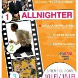 25.02 Începe programul intensiv de Oscaruri: ALL Nighter la cinema Florin Piersic