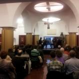 VIDEO Concert superb în Catedrala Mitropolitană. Lăsaţi muzicienii să cânte în biserici!