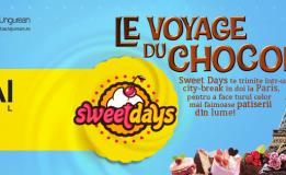 30.05 – 01.06 Targul de dulciuri