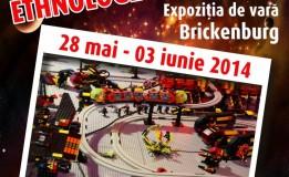 28.05 – 03.06 Cea mai mare expozitie de Lego