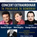 5.05 Al treilea tenor al lumii nu mai ajunge la deschiderea festivalului Viva Vox