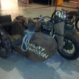 FOTO Cum arată motocicletele Harley Davidson expuse la Iulius Mall