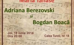 19.06 In memoriam Maria Tanase