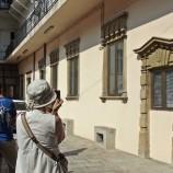 Un palat renascentist uitat în inima Clujului