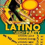 29.07 Latino Party la Caro Vintage Club