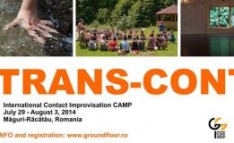 29.07–03.08 Tabără Internatională de Contact Improvisation