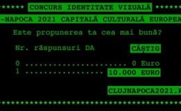 18.08-08.09 CONCURS IDENTITATE VIZUALĂ – CLUJ NAPOCA CCE 2021