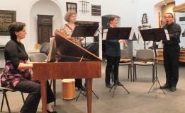 19.08 Concert Flauto Dolce la Muzeul Etnografic