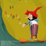"""20.09 Teatru pentru copii – """"Cipi și Surpriza"""""""