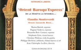 10.09 Orient Baroque Express