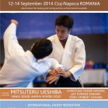 12.09-14.09 Seminarul International de Aikido