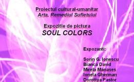 10.09 Expoziție artă plastică Culorile Speranței