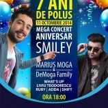11.10 Polus Center Cluj aniversează 7 ani