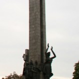 """The Monument """"Glory to the Romanian Soldier"""""""
