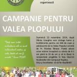 23.11 Campanie umanitara pentru VALEA PLOPULUI