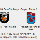 11.11 U-Banca Transilvania – Trabzonspor Medical Park