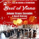 14.12 Best of Viena cu Johann Strauss Ensemble