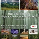 16.12 Proiectie Clubul Alpin Roman