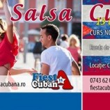 13.01 Curs nou Salsa cubana