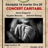 14.03 Concert caritabil
