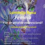 15-25.03 Expoziţie de pictură lituralizată