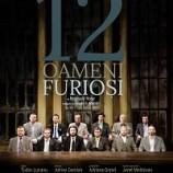 19.05 Teatru: 12 Oameni Furioși