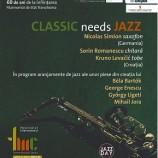 11.10 Classic Needs Jazz