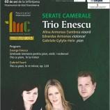21.10 Trio Enescu