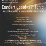 27.11 Concert vocal-simfonic