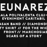 14.11 IMPREUNA REZISTAM LA CLUJ – Concert caritabil pentru victimele de la #Colectiv