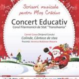 16.12 Concert: Scrisori muzicale pentru Moş Crăciun