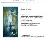 03-28.08 Expozitie artistica: Mesaje în cheie