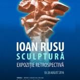 10-28.08 Expoziție retrospectivă de sculptură