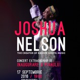 17.09 Concert de Jazz: Joshua Nelson