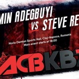18.09 Gala de box: Benny Adegbuyi vs. Steve Reezigt