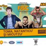 10.11 Stand-up Comedy cu Toma, Natanticu' si Micutzu'