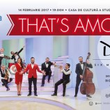 14.02 Concert: That's Amore