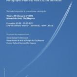 24.02-19.03 Expozitie de fotografie: Poșta Aeriană