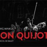 22.03 Spectacol de balet: Don Quijote