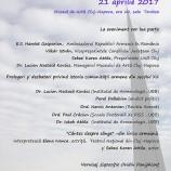 21.04 Expozitie: Repere culturale armenești