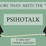 21.05 Conferinta: PsihoTalk