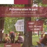 20.06 Workshop: Psihomaraton în parc